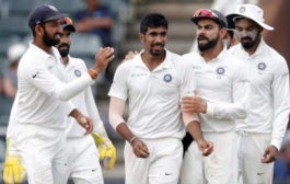 India Registers Historic Win