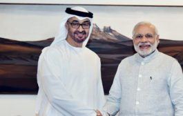 India, UAE sign five agreements