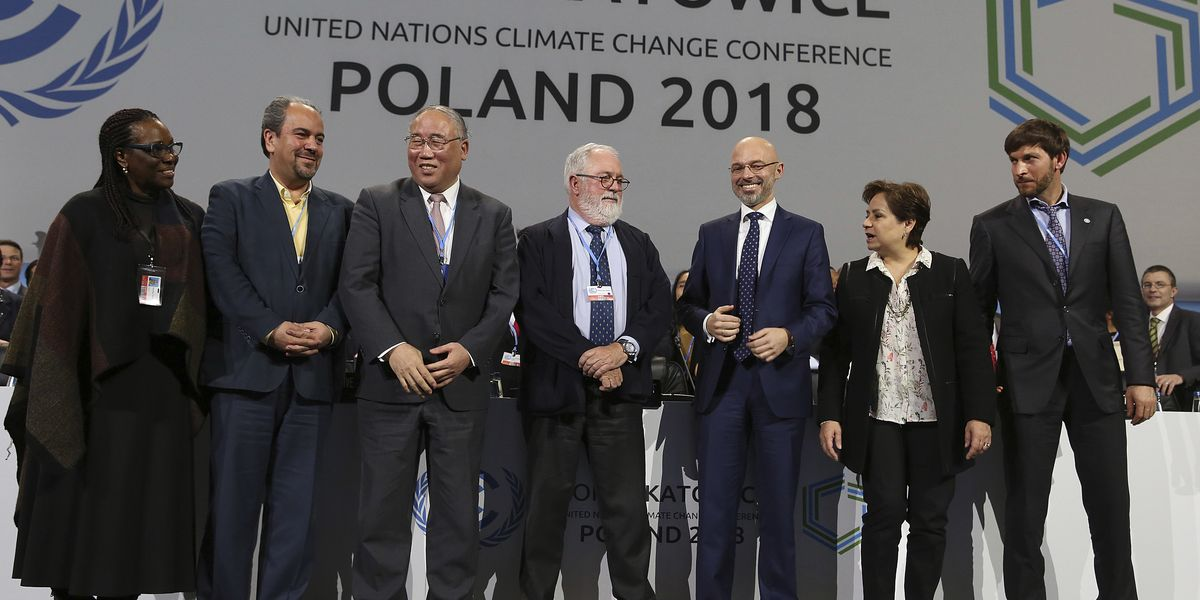 Around 200 Nations agree on Rule Book of 2015 Paris Climate Treaty