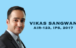 An Interaction with UPSC Topper Vikas Sangwan
