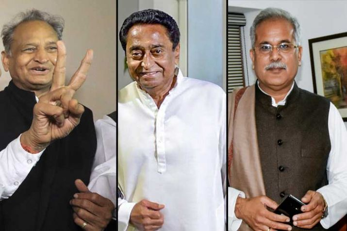 5 States Assembly Election- 2018 Result Out – Congress Claims 3 States