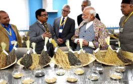 South Asia Regional Center of International Rice Research Institute is inaugurated by Prime Minister in Varanasi