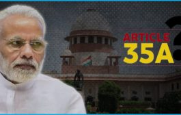 Centre gets SC to freeze hearing on Article 35A