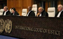 How are judges elected to the International Court of Justice?