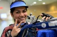 Apurvi Chandela shoots gold in Meyton Cup