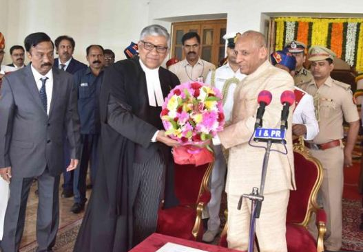 1st Chief Justice of Telangana High Court