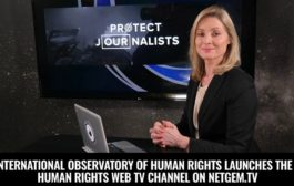 """The First """"Human Rights TV Channel"""" is launched in London"""
