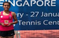 Ankita Raina wins ITF's tournament in Singapore