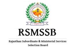 Recruitment in RSMSSB Investigator 2019