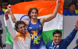 Vinesh Phogat becomes first Indian athlete to be nominated in Laureus World Comeback of Year Award