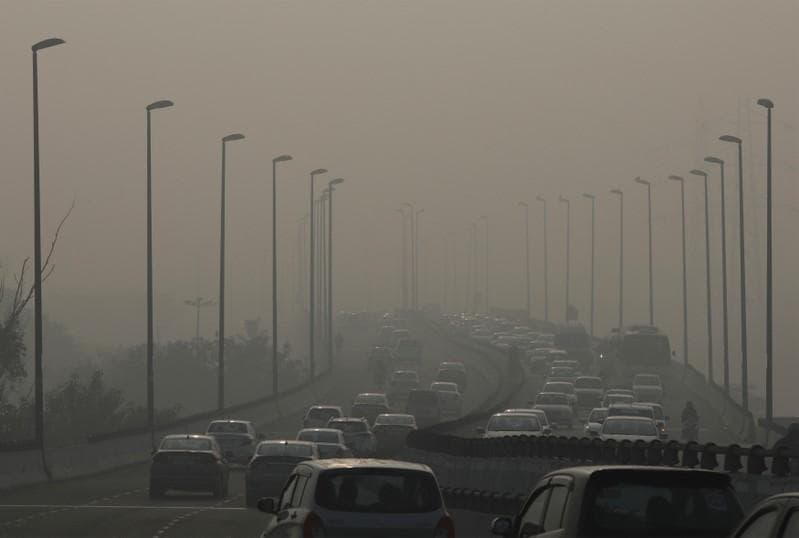 India launches Anti – Pollution program to reduce Dangerous pollution levels in more than one hundred cities