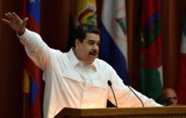 Venezuelan President accuses U.S. of coup attempt