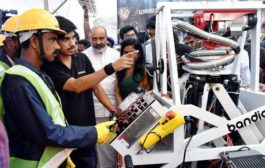 Sewer-cleaning robot introduced in Tamil Nadu