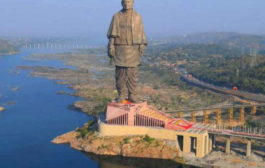Statue Of Unity To Get Seaplane Services