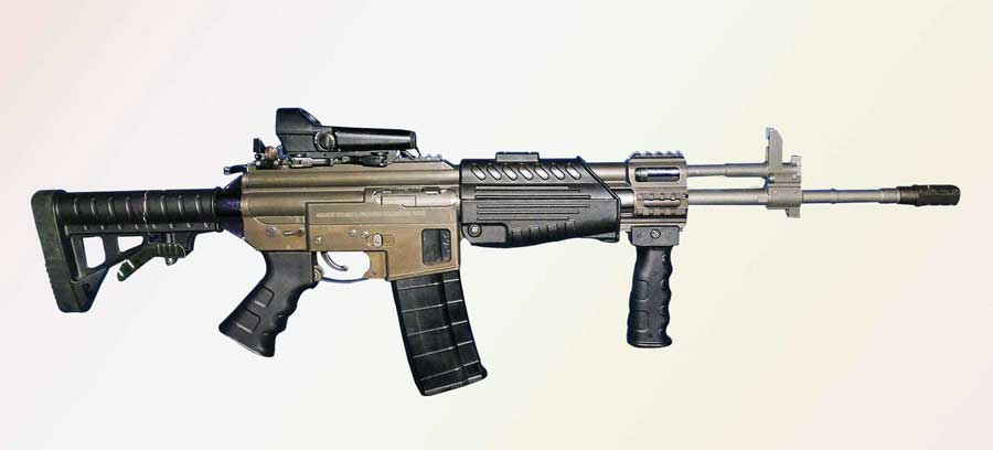 New Assault Rifle Deal For Indian Army