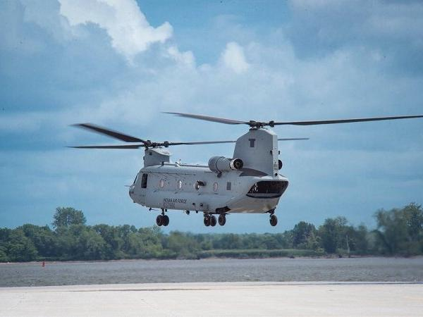 Boeing's Chinook for Indian defense forces
