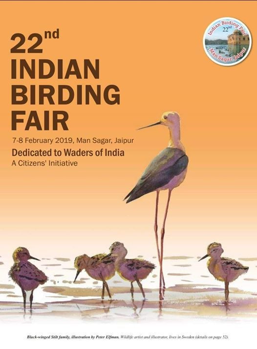 The 22nd Indian Birding Fair