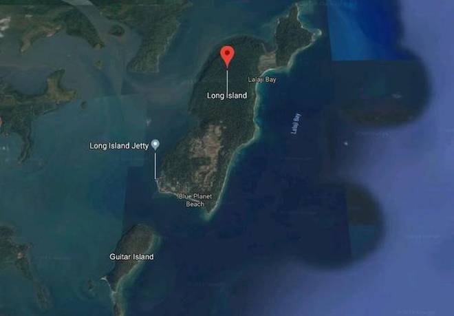 Expert panel report on Andamans resort project