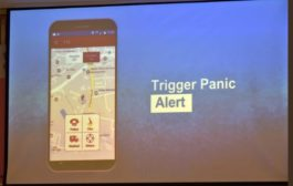 Centre launches panic button on mobiles