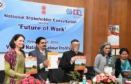 International Labor Organization Centenary Celebration Inaugurated in India by Union Ministry of State for Labor and Employement