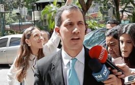 Guaidó tries to win support Russia and China