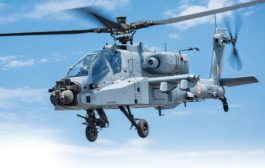 Indian Air Force To Get First Delivery of Apache Helicopters