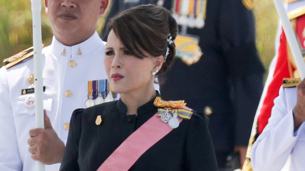 Princess to contest the general election in Thailand