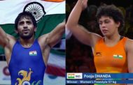 Bajrang, Pooja win gold