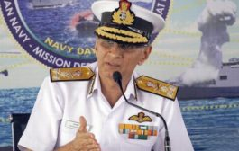 Vice Admiral Karambir Singh will take over as Next Chief of Naval Staff