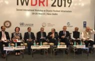 International Workshop on Disaster Resilient Infrastructure-2019