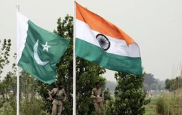 Pakistan opens partial route for flights out of India