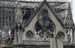 France to rebuild Notre-Dame within five years