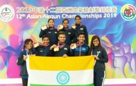 12th Asian Airgun championship