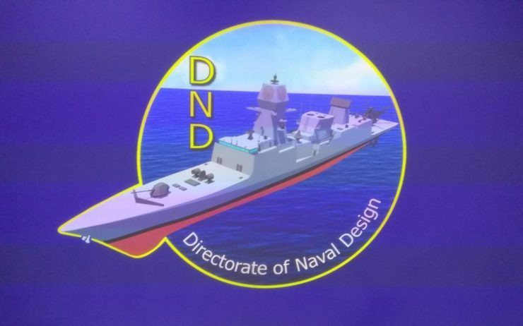 Virtual reality centre to boost indigenous warship design capabilities