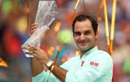 Roger Federer lifts his 4th ATP Miami Open title