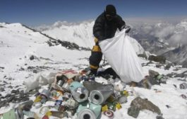 Nepal collected 3,000 kg garbage from Mt Everest