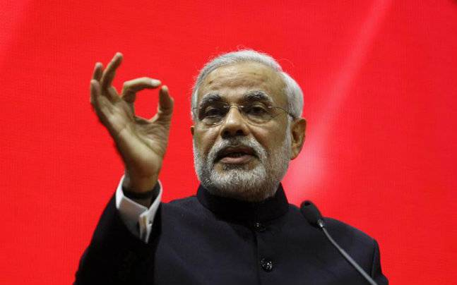 PM Modi Declared World's Most Popular Leader