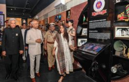 President launches mobile app for families of martyred CRPF troops