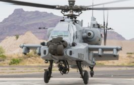 Indian Air Force gets Apache Guardian Attack Helicopter from USA
