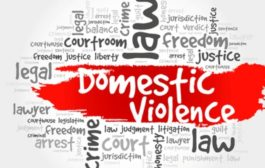 Change in the Provision of the Domestic Violence Act