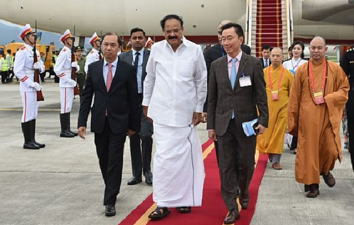 Official Visit of Vice-President to Vietnam