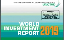 World Investment Report 2019 released by UNCTAD