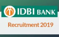SYLLABUS FOR IDBI BANK ASSISTANT MANAGER 2019