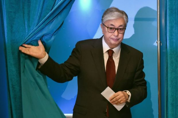 Kassym-Jomart Tokayev to succeed Nursultan Nazarbayev as Kazakhstan president