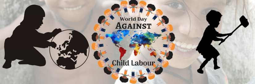 """""""World Day Against Child Labour"""" is observed today on 12th June"""