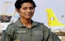 Bhawana kant - 1st women pilot to combat mission