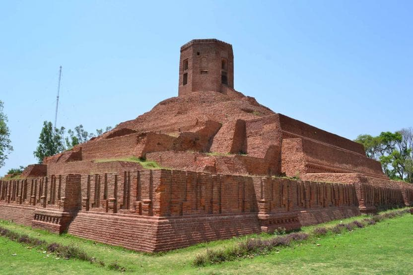 ASI declares Chaukhandi Stupa as Monument of National Importance