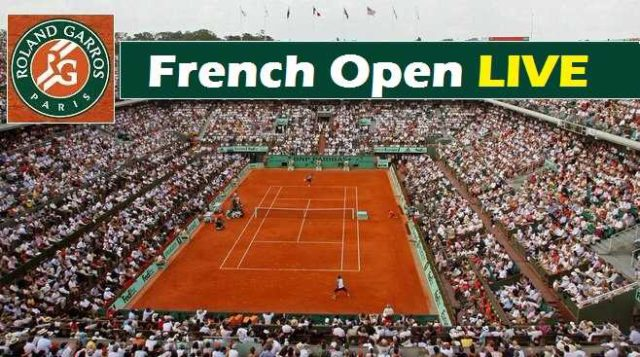 French Open Tennis 2019