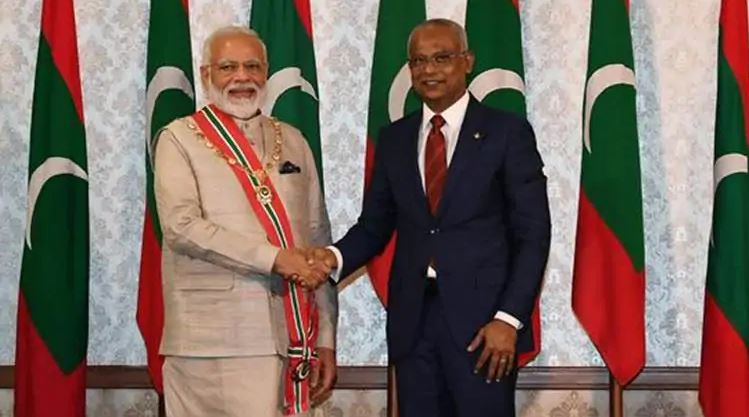 India to train 1,000 civil servants of Maldives over next 5 years