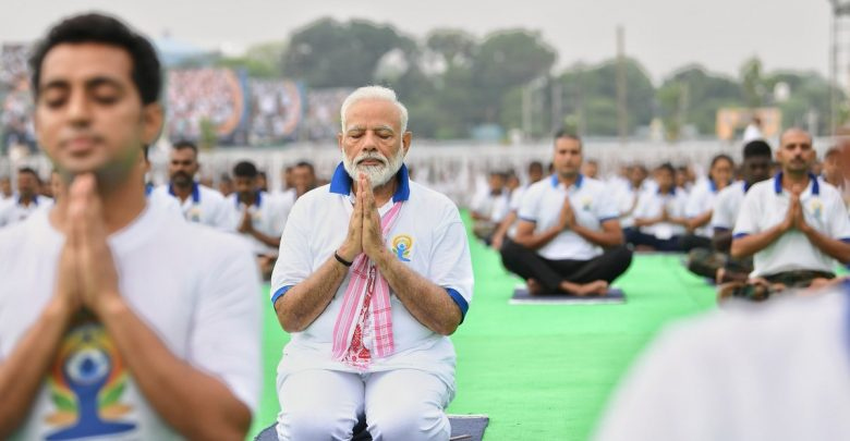 Prime Minister's Yoga Awards 2019 – 4 masters receive the award